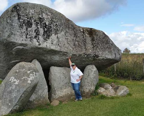 largest dolmen in the world