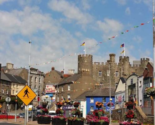 picturesque town of Enniscorthy