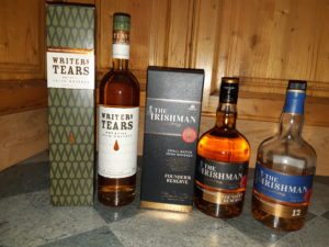 Walsh Whiskey Selection