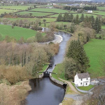 River Barrow Lock